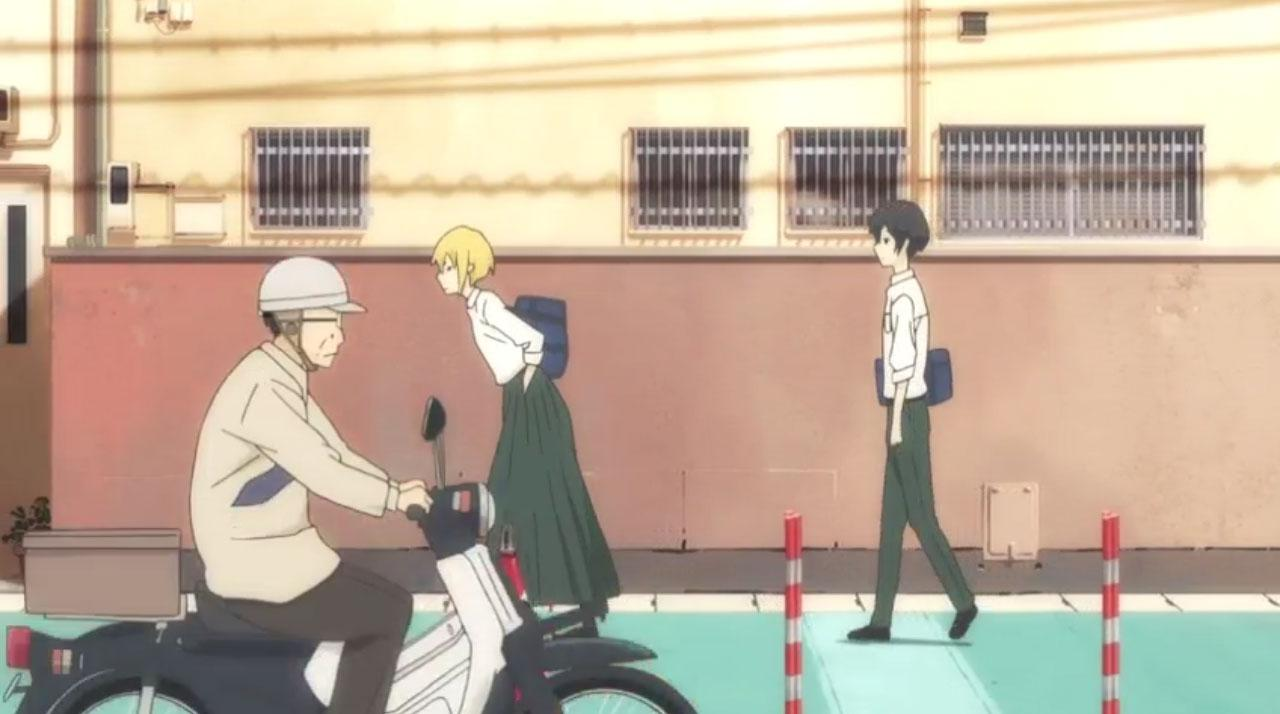 honda cub tanaka kun is always listless s01 e08