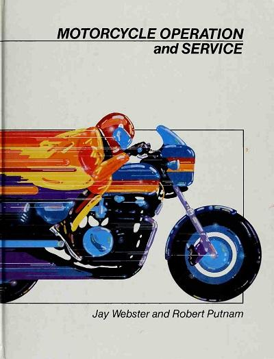 Motorcycle operation and service (1986)