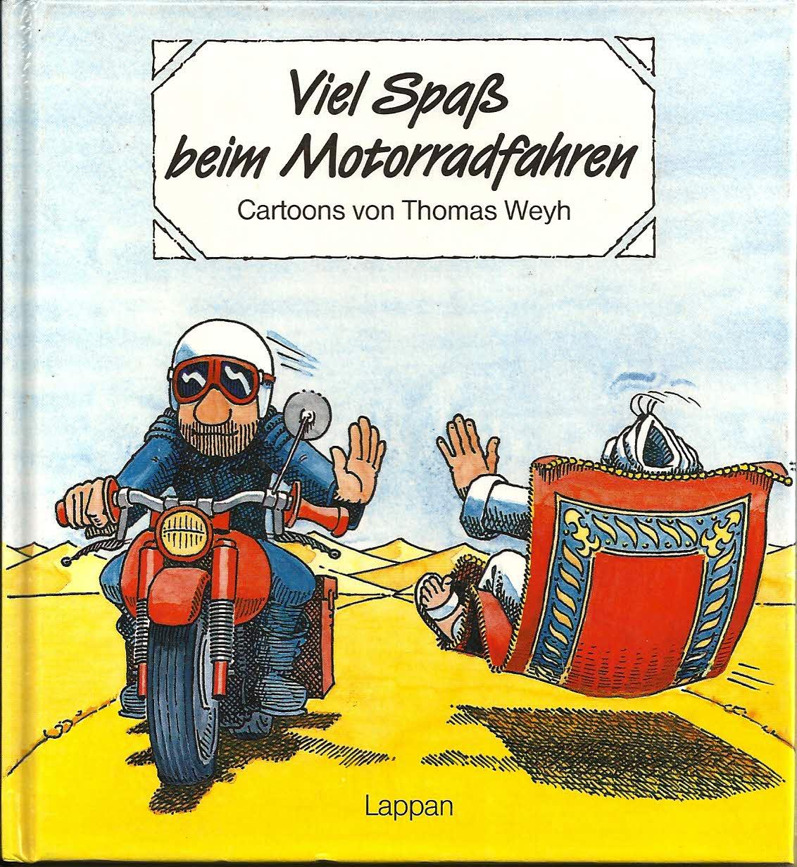 Viel spaß beim motorradfahren (1990) (German)