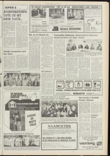25 mei 1984  Het Wekelijks Nieuws (1946 1990)  pagina 7   ed995159 81f1 3df2 e83f 2bc53cbc4d63   HEU001000041 0456 R